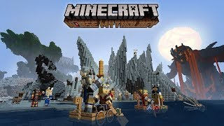"Minecraft - ""Mitologia Nórdica"" SuRvIvOr HoRrOr HC Cap.1 - A Exploração!"