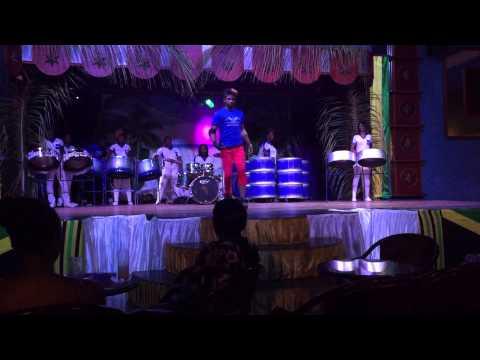 Silver Birds Steel drum Band  Ocho Rios jamaica
