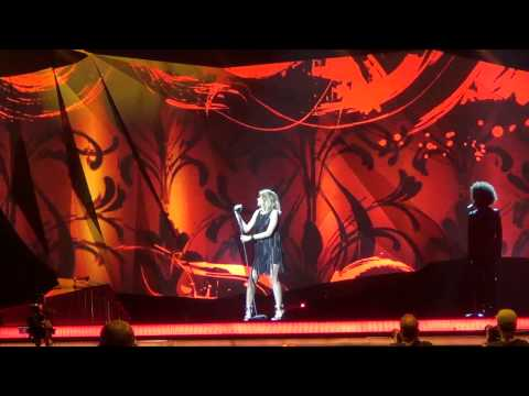 ESCKAZ live in Malm:First dress rehearsal Final France Amandine Bourgeois L'enfer Et Moi