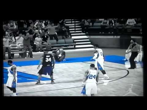 Kansas Jayhawks vs. 03-04 Raptors Pt 2