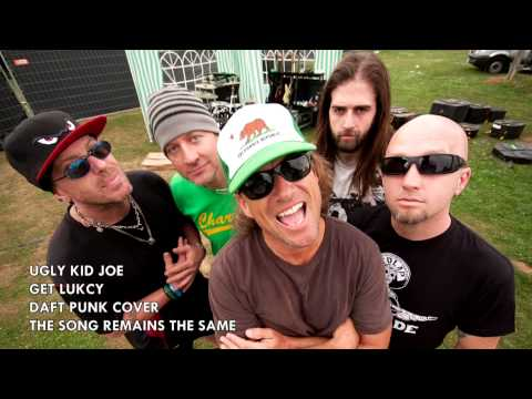 Ugly Kid Joe - Get Lucky (Daft Punk Cover)