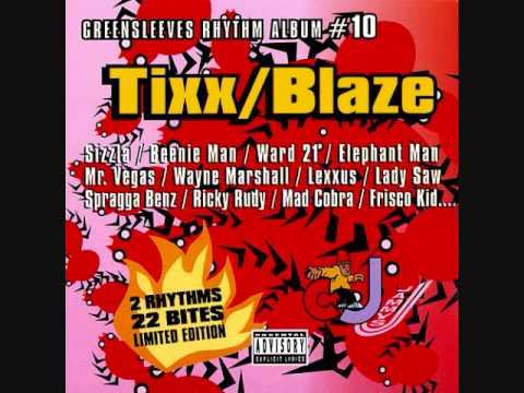 Tixx Riddim Mix (2001) By Dj.wolfpak video