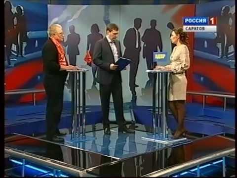 Теледебаты №4. Абрамова (ЛДПР) vs Задоров (КПРФ)