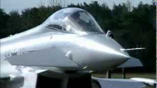 Eurofighter Typhoon - German documentary: The Heir to a century of air power (Long version)