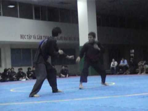 Singapore and Vietnam silat trial Image 1