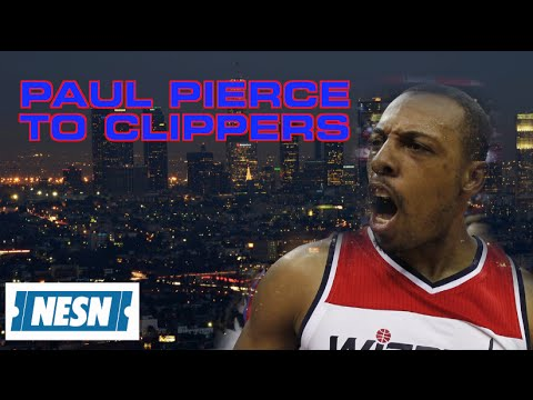 Report: Paul Pierce To Sign With Clippers