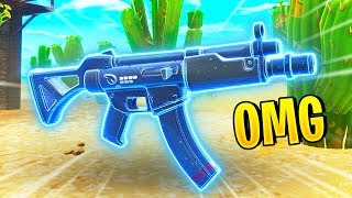 NEW SUBMACHINE GUN IS INSANE! | Fortnite Best Moments #39 (Fortnite Funny Fails & WTF Moments)