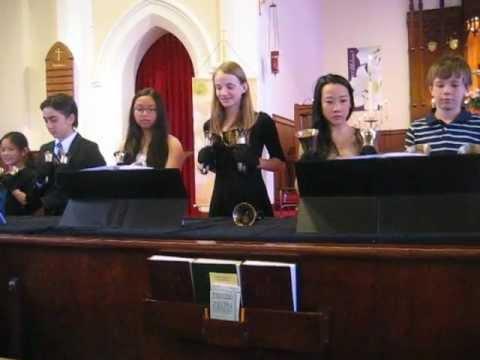Zion Lutheran School Handbell Choir (5/20/12)