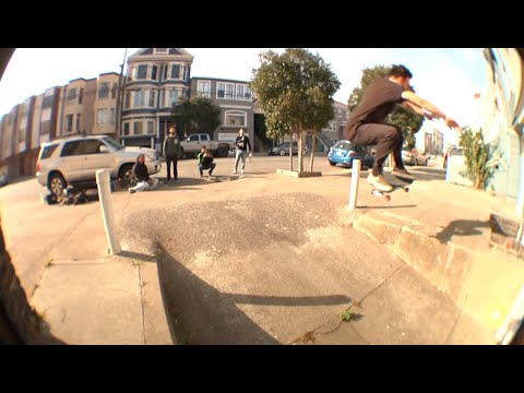 A Day in SF with Embassador Skateboards