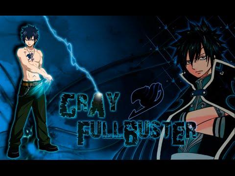 FAIRY TAIL - Gray's Themes 2015 720p -