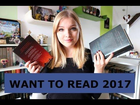 Want To Read 2017 | Bücher, die ich unbedingt noch lesen muss!