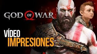 GOD OF WAR: Kratos es DIOS | GAMEPLAY GOD OF WAR | MeriStation