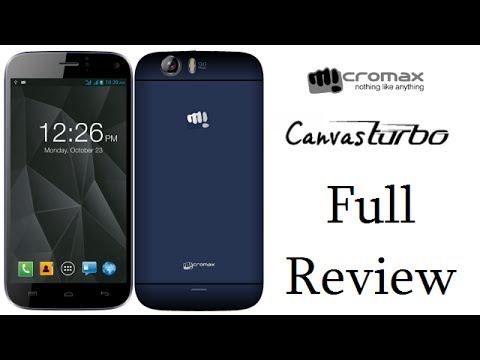 Micromax Canvas Turbo A250 Full Review & Unboxing- Camera. Gaming. Benchmarks. Gestures & Features