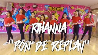 Download Lagu Rihanna - Pon de Replay |Choreography by: Shaked David Gratis STAFABAND