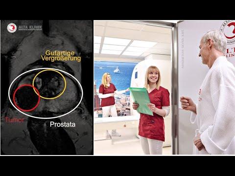 multiparametrische MRT-Untersuchung der Prostata bei Krebsverdacht in der ALTA Klinik