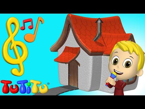 Piosenki I Karaoke | Dom | Nauka Angielskiego Dla Dzieci