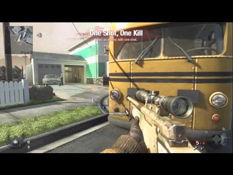 How to Quick scope in Black Ops | OpTic Predator | Tutorial