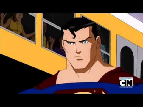 Superboy and Superman moments in Young justice