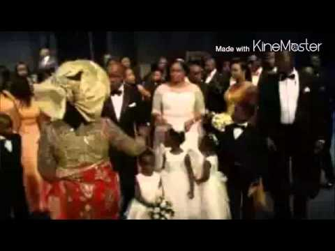 Sinach's Wedding Pictures With Music (slides) video