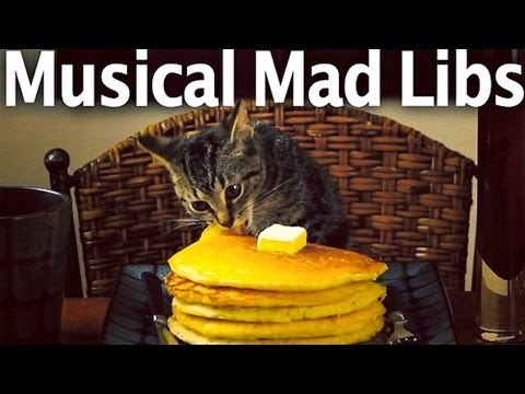 Rob Scallon - Musical Mad Libs 1