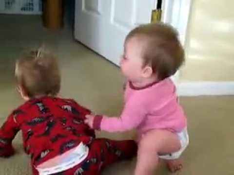 Babies Fight