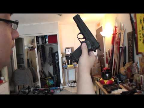 Umarex Browning Hi-Power Mark III Co2 Pistol - Shooting Power Test and Review