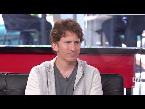Todd Howard Exclusive Interview with Geoff Keighley: E3 2018