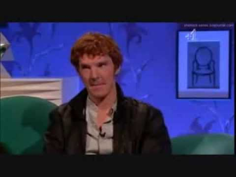 Benedict Cumberbatch on the Alan Carr`s Show русские субтитры