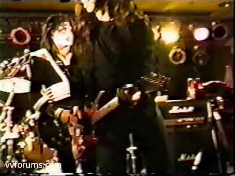 Vinnie Vincent - Live With Tribute Band Buffalo, NY Kiss Expo 1994 - Cold Gin&Lick It Up