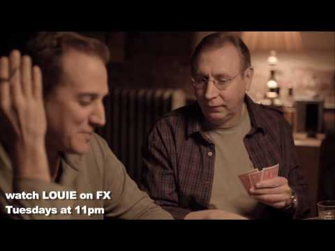 Louis Ck Poker Scene From Episode 2 Of Louie On Fx Every Tuesday At 11pm video
