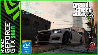 GTA V - GTX 980 Ti - i7 4790K - 1080p /Nvidia PCSS/ Reflection MSAA X8