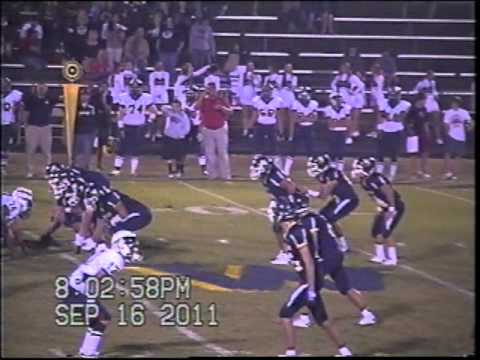 Madison Ridgeland Academy vs Washington School 9-16-2011