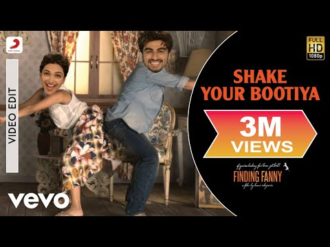 Shake Your Bootiya - Finding Fanny | Deepika Padukone, Arjun video