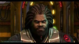StarCraft II wings of liberty part 7 helping Tosh out