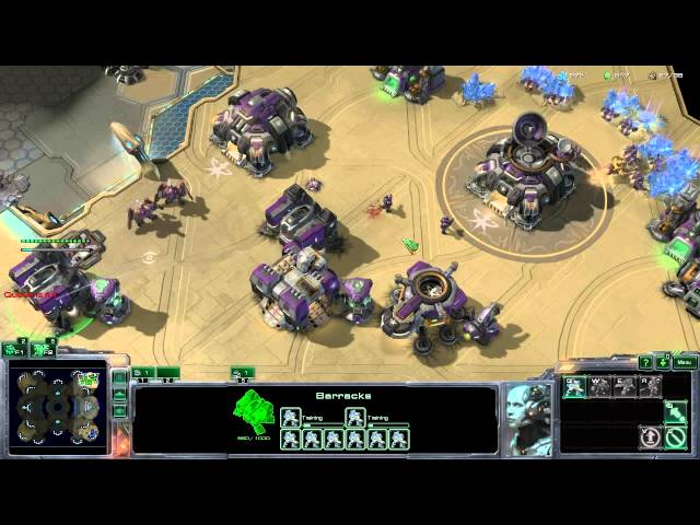 Starcraft Heart of the Swarm - Terrano - Novidades
