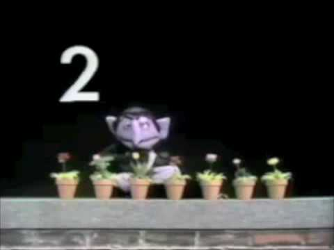 Sesame Street Count 2 Sesame Street The Count