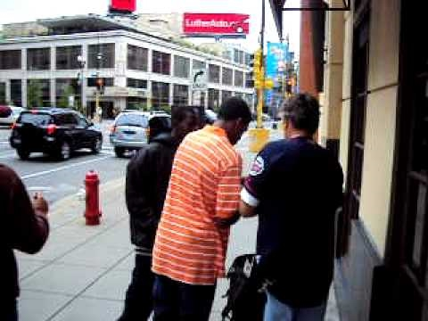 julio borbon signing autographs Video
