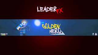 Banner#1 - The Golden Hero