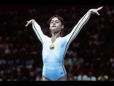 Ceauşescu, nervos pe gimnaste.