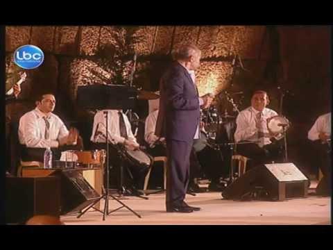 Georges Wassouf - Faqra 2011 Concert