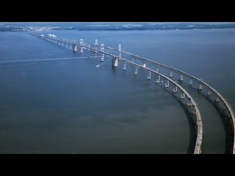 Is This The Scariest Bridge In America?