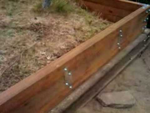 Build 4x4 Wood Retaining Wall Pdf Woodworking