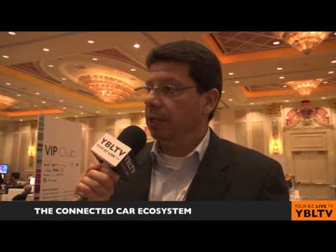 Birdstep Technology CEO Talks Connected Car Ecosystem at CTIA SMW 2014