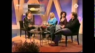André Hazes - Catharina Keyl interviewt Conny Mus, Jan Buis, Turia en Francis over André