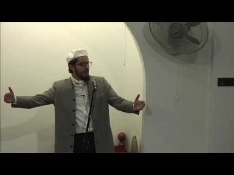 Dr. Shadee Elmasry - Jummah on 12/5/14