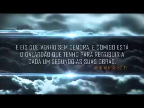 Arrebatamento- SONHO PROFÉTICO  O Céu Ficou Em Trevas!