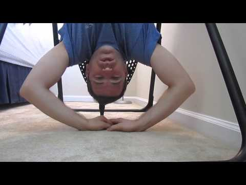 Teeter Hang Ups Review   How To Comfortably Fully Invert Without the Blood Rush Issue