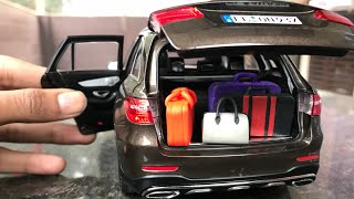 Diecast Unboxing-2015 Mercedes-Benz GLC-Class 1/18 Diecast Model Car by Norev