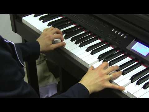 Sonata Księżycowa - L. Van Beethoven Cz. II - Jak Zagrać Na Pianinie Bez Znajomości Nut?