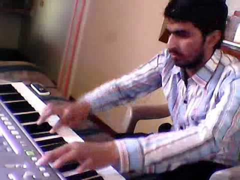 Aapke pyar me on keyboard